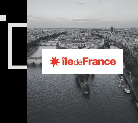 photo et logo Ile de france
