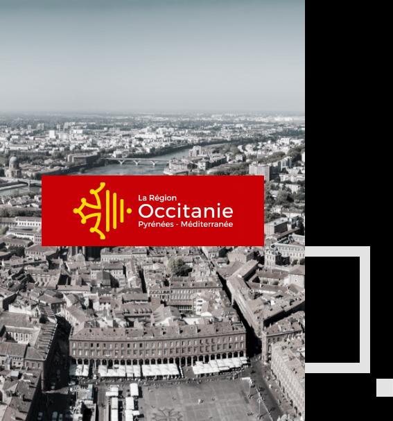 photo et logo Occitanie