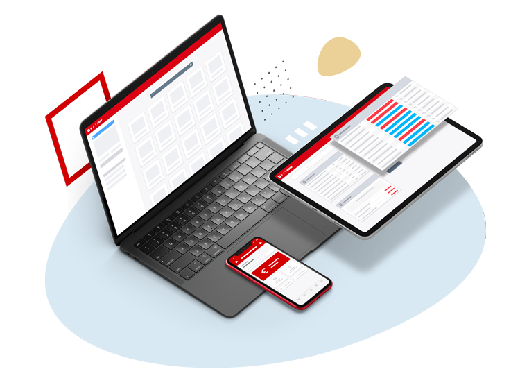 illustration ordinateur application ibat