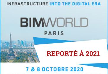 BimWorld 2020 - affiche