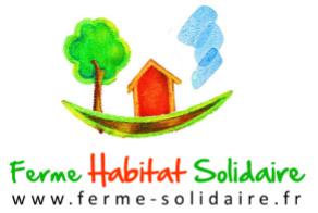 logo ferme habitat solidaire